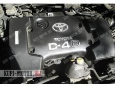Б/У Двигатель (ДВС) T25 Toyota Avensis  D4D 2.0