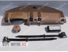 Б/У Комплект системы безопасности, airbag (подушка безопасности) Porsche Boxster