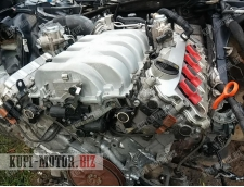 Б/У Двигатель BVJ Audi A8 S8, Audi Q7 4.2 FSI