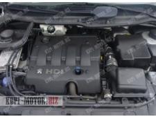 Б/У Двигатель (двс) RHR Peugeot 307, Peugeot 308, Peugeot 407, Peugeot 607, Peugeot 807, Citroen C4, Citroen C5 2.0l HDI