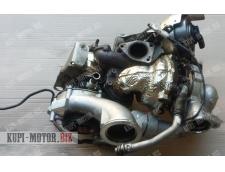Б/У Турбокомпрессор 0591450633Q, 0591450654Q турбина Audi Q5 3.0 TDI
