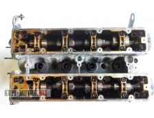 Б/У Гбц  EW10A  Головка блока цилиндров двигателя  Peugeot 307, Peugeot 407, Peugeot 807, Peugeot Expert , Citroen 2.0