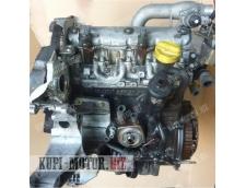 Б/У Двигатель F9Q 732, F9Q732 Renault Senic, Renault Megane  1.9 DCI