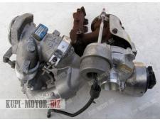 Б/У Турбокомпрессор (турбина) 03L145715A Volkswagen Amarok 2.0 BiTurbo