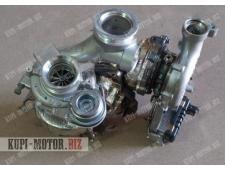 Б/У Турбокомпрессор 059145654Q Audi Q5 3.0 TDI CGQB