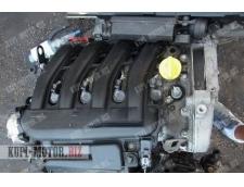 Б/У  Двигатель (ДВС)   K4M782,  K4M 782  Renault Scenic II   1.6l